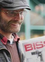 『BISS』誌販売者、マーティン・ベラソーさん